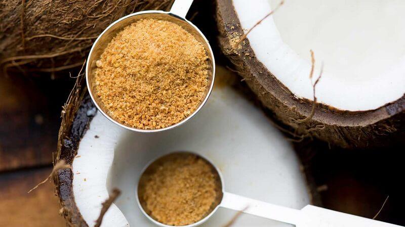 Gula Kelapa untuk Scrub Wajah Pria Alami