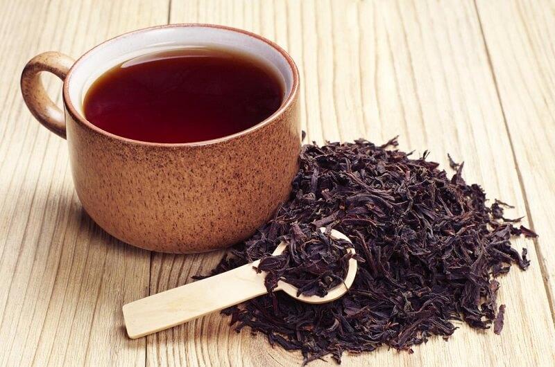 Tips mewarnai rambut untuk pria dengan teh hitam