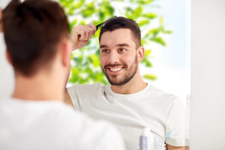 Pengertian Grooming tidak hanya sekedar menyisir rapih bagi pria, tapi mencakup seluruh tubuh