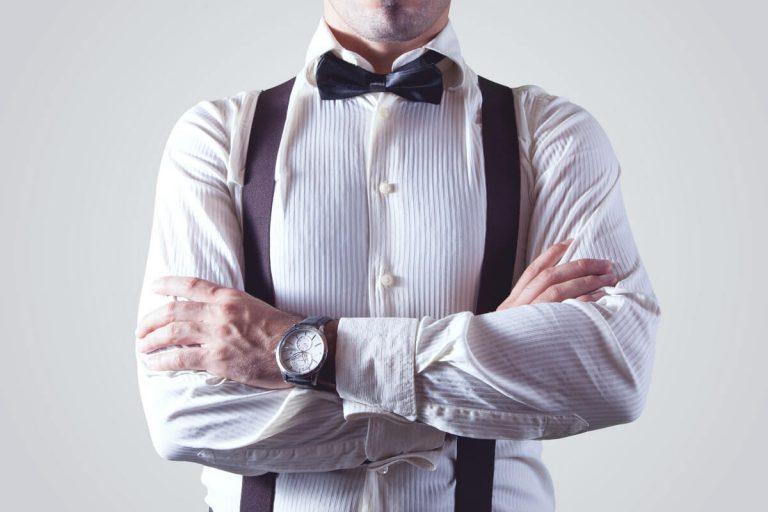 Kesalahan Berpakaian Pria
