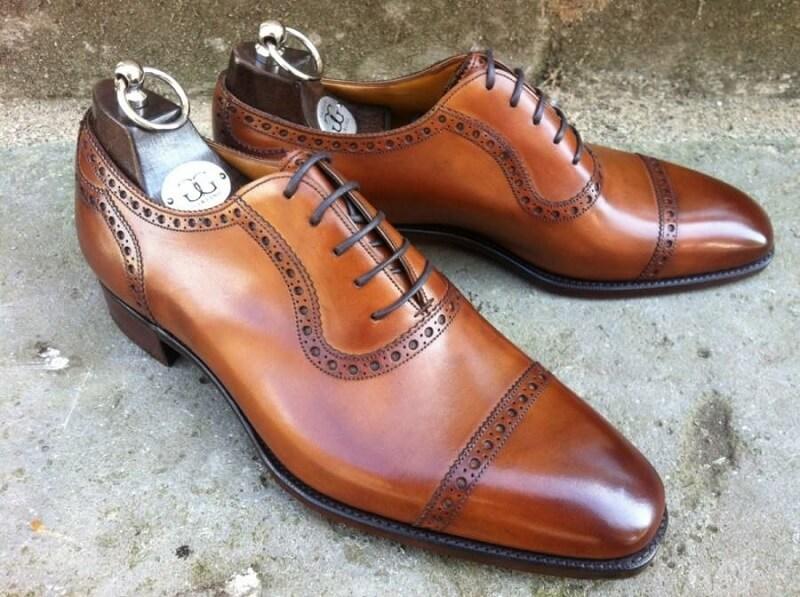Sepatu Brogue