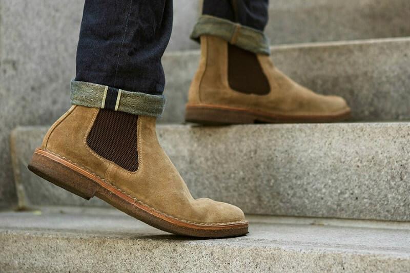 Sepatu Chelsea Boot