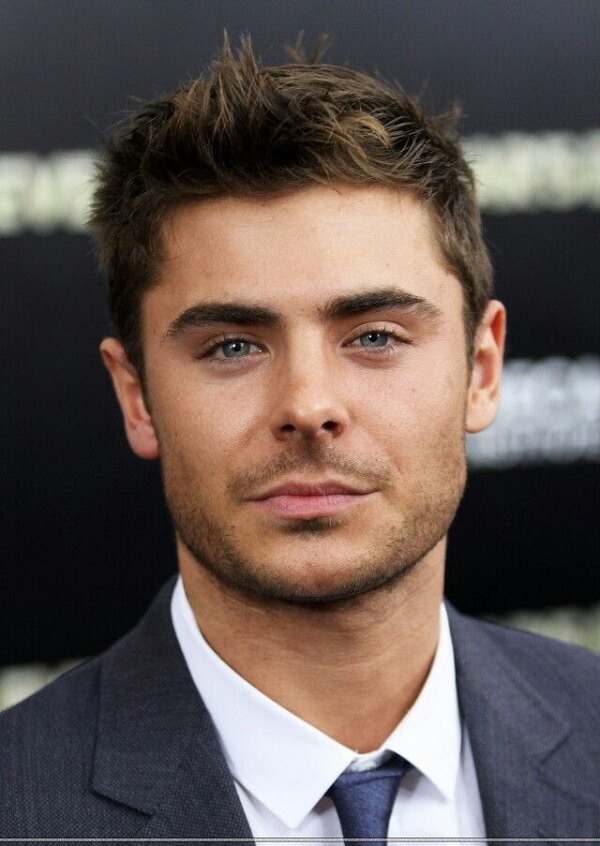 Oval - Zac Efron