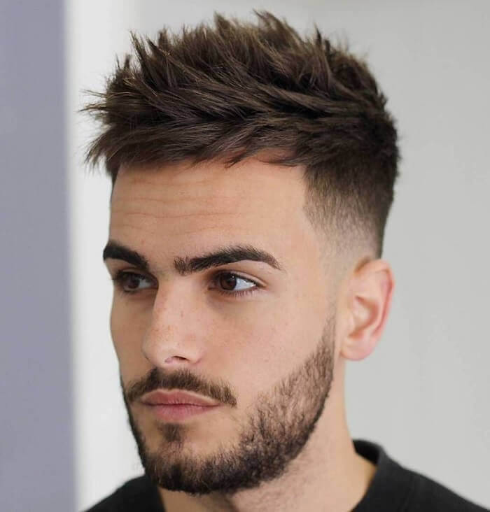 Pilih Model Rambut yang Tepat untuk Pria