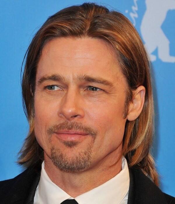 Triangle - Brad Pitt