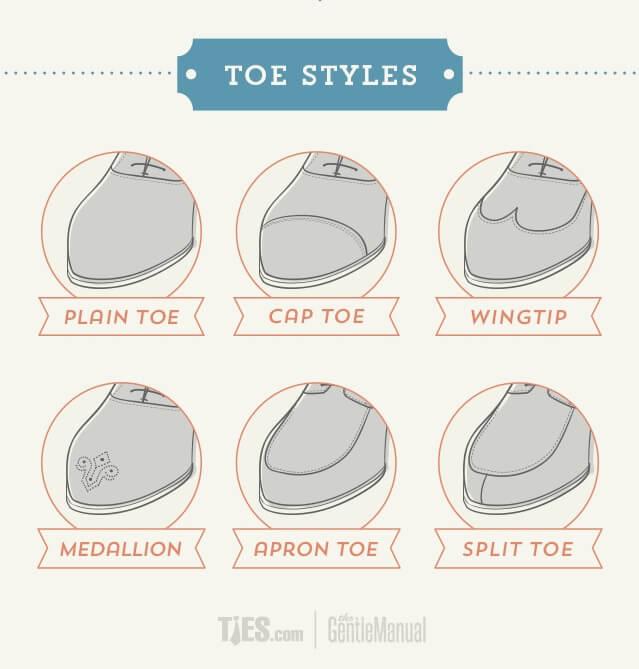 Motif Sepatu Pria