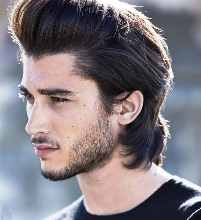 Potongan Rambut Pendek Pria - Long Quiff