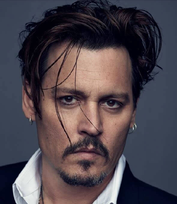 Diamond - Johny Depp
