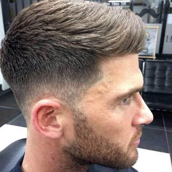 Potongan Rambut Pendek Pria - Short Fade