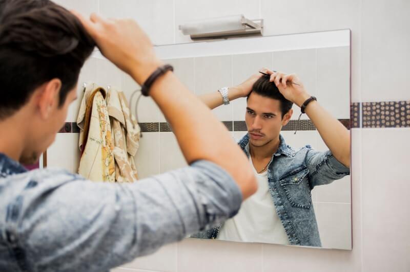 Tips Menata Rambut Pendek bagi Pria