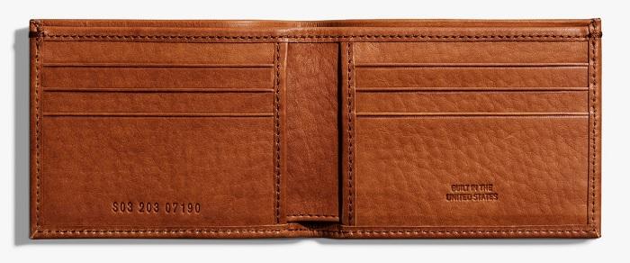 Jenis dompet pria paling populer - Bifold Wallet