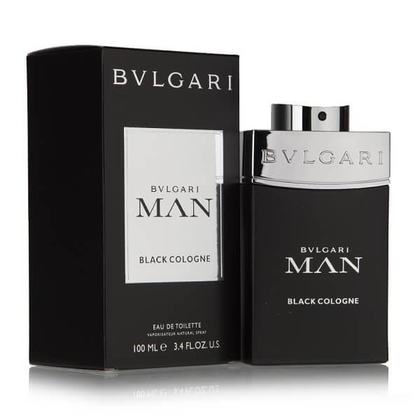 Eau de Cologne - Bvlgari Man Black Cologne