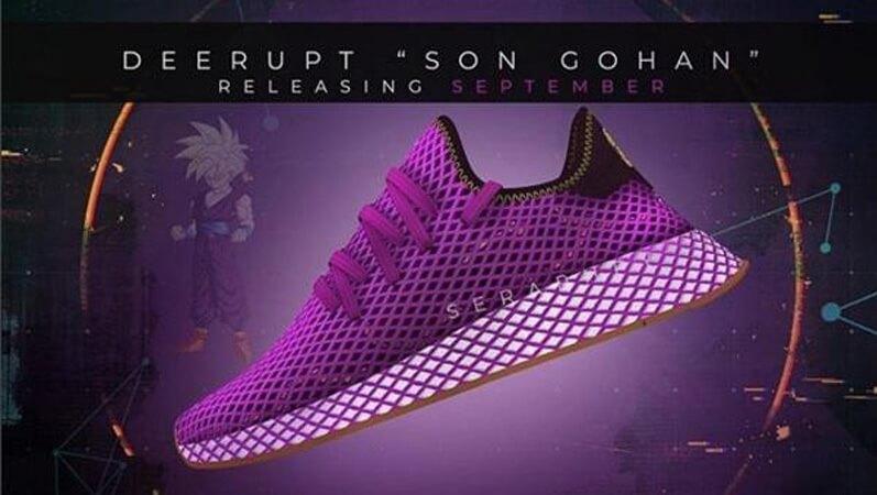 Sneaker Adidas Deerup Son Gohan