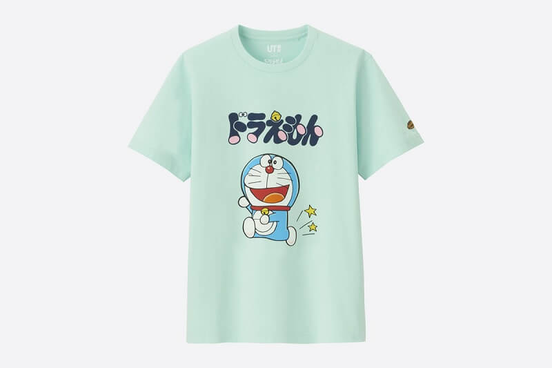 Doraemon Graphic T-Shirt