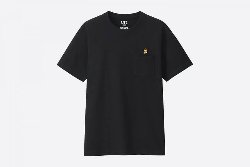 Doragemon Graphic T-Shirt (Black)