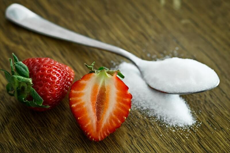 Gula Murni Berguna Membunuh Bakteri Penyebab Jerawat