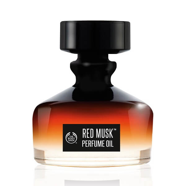 Perfume Oil - The Body Shop Red Musk