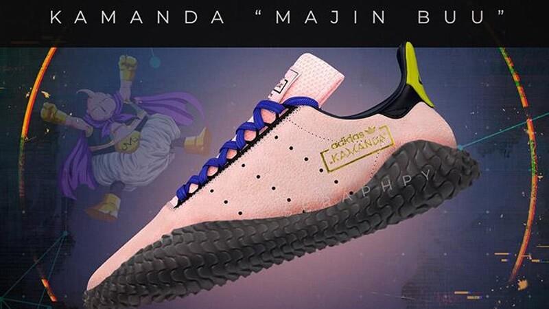 Sneaker Adidas Kamanda Majinn Buu