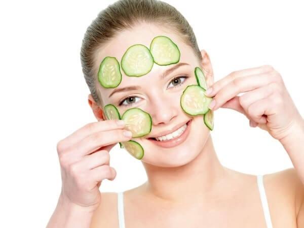 Ketimun Mengandung Antioksidan untuk Membersihkan Jerawat