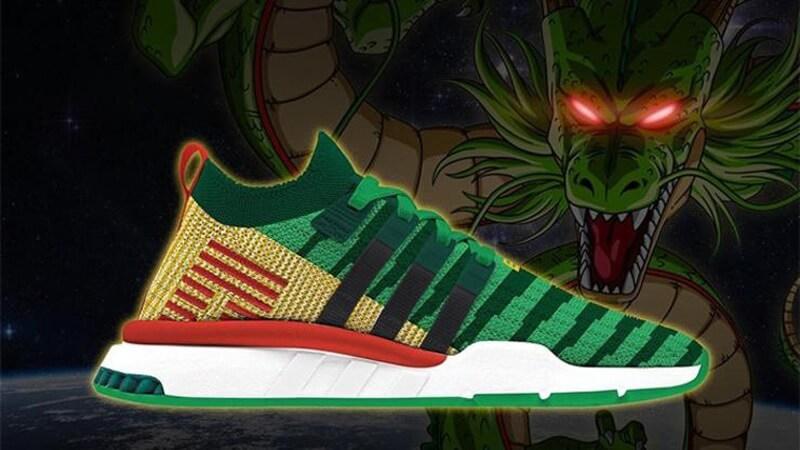 Sneaker Adidas EQT MID ADV Green Shenlong