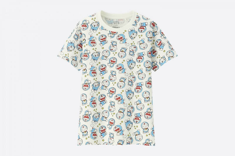 Doragemon Graphic T-Shirt (Kids)