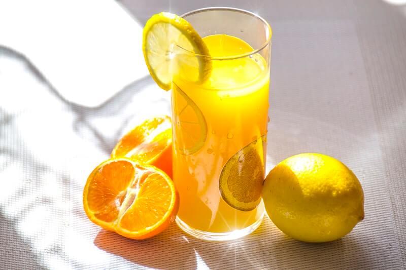 Jeruk Lemon Vitamin C