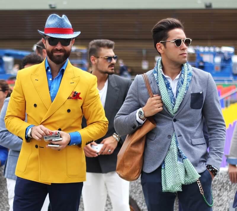 Cara tampil ganteng - Gunakan Outerwear