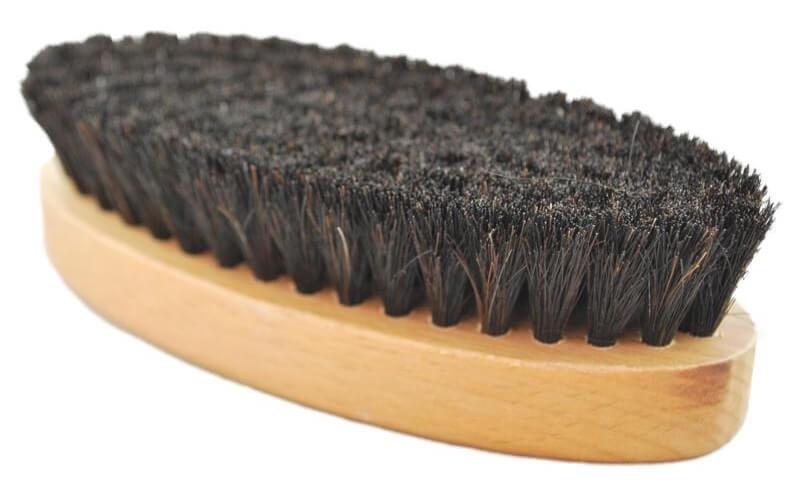 Peralatan untuk Menyemir Sepatu - Sikat Rambut Kuda