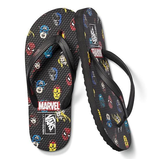 Vans x Marvel Makena