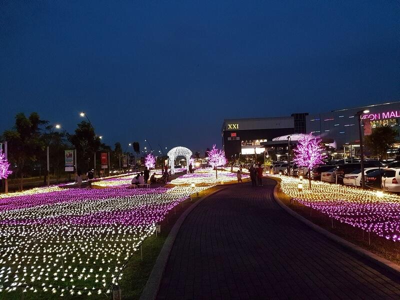 Taman Sakura AEON Mall