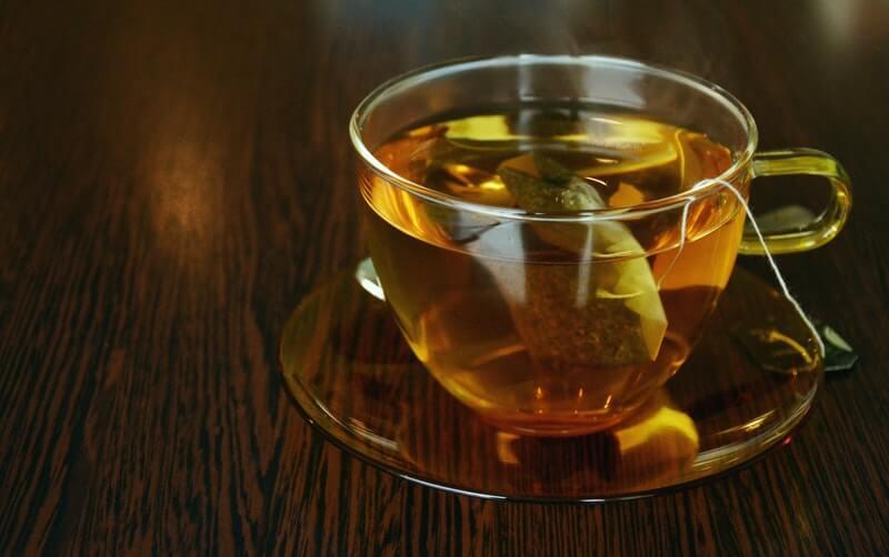 cara membasmi ketombe - teh hijau