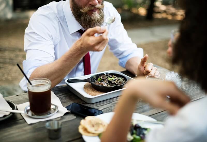Tips menumbuhkan jenggot - Konsumsi Makanan yang Tepat