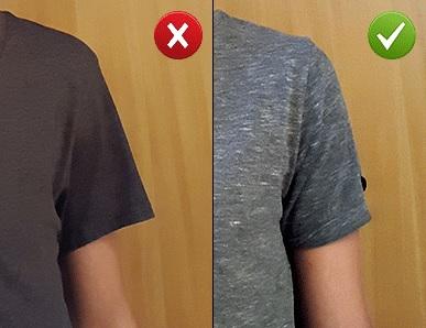 Pilih Lengan Baju yang Pas agar Tidak Tampak Kurus