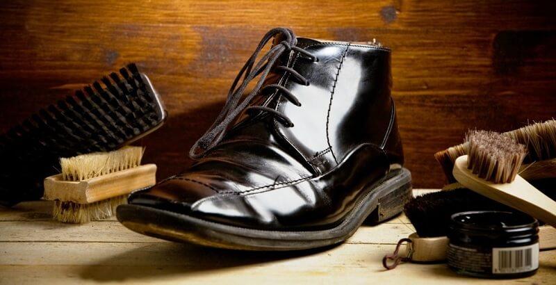 Tips agar Sepatu Kulit Mengkilap