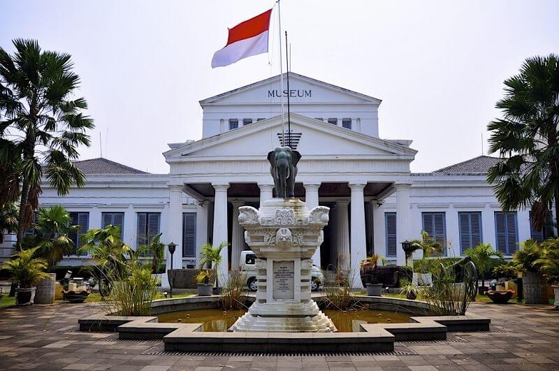 Museum Gajah di Jakarta