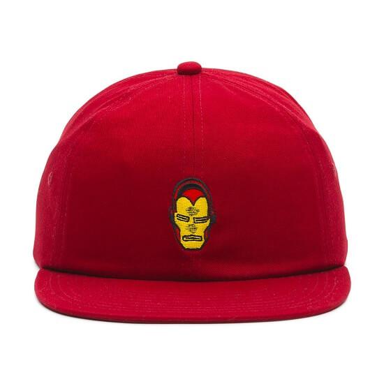 Vans x Marvel Jockey Hat Chili Pepper