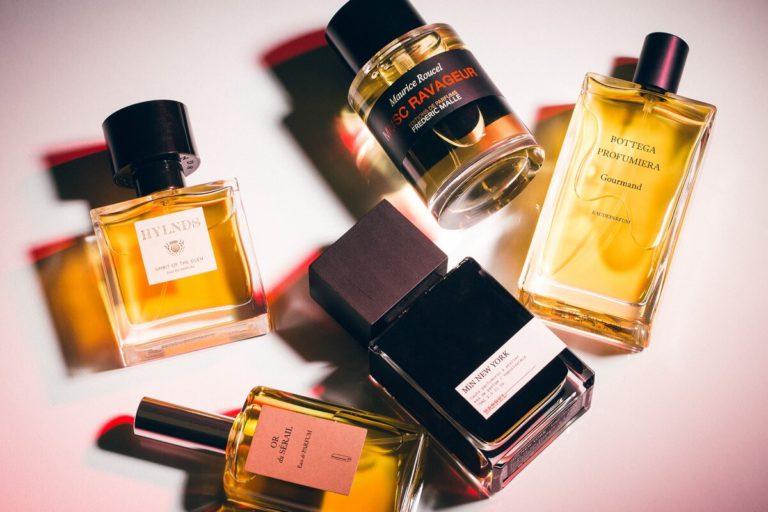 Botol Parfum Pria Maskulin