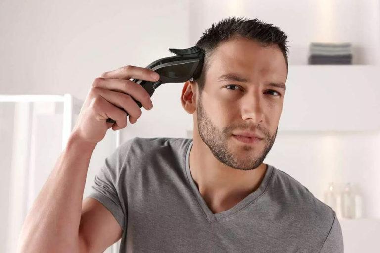 Cara Mencukur Rambut Sendiri untuk Pria