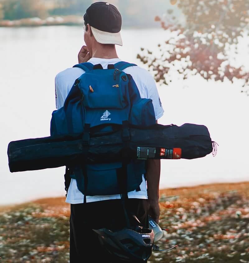 Tas Travel Pria - Travel Carrier Bag