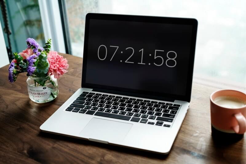 Datang Kerja Lebih Pagi di Hari Awal Kerja