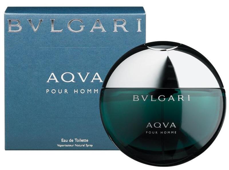 Parfum pria terlaris di Indonesia - Aqua Bvlgari Pour Homme