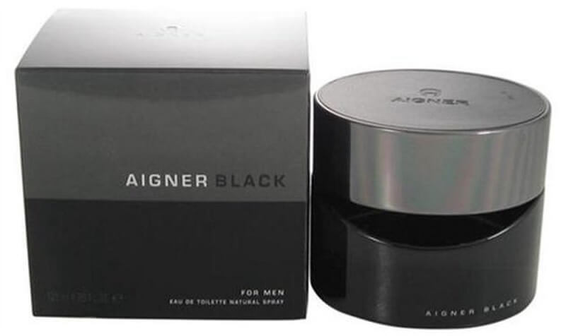 parfum pria tahan lama - Aigner Black Men