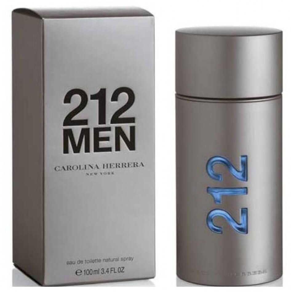 parfum pria murah bagus - Carolina Herrera 212 Men