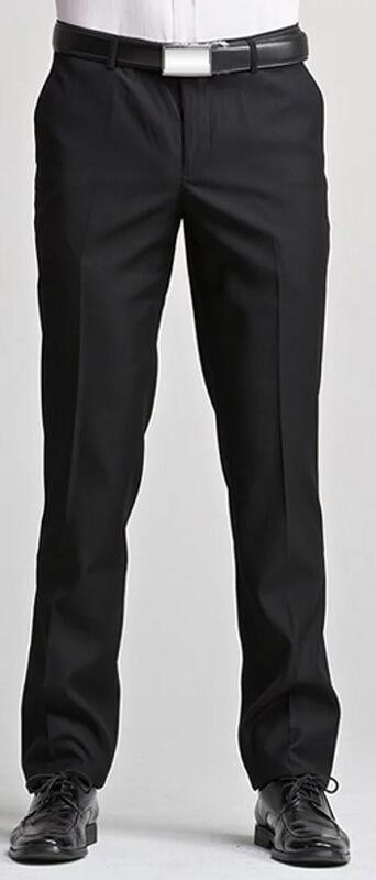Jenis Celana Pria Formal Bahan Panjang