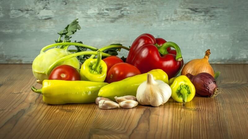 Banyak makan sayuran berserat