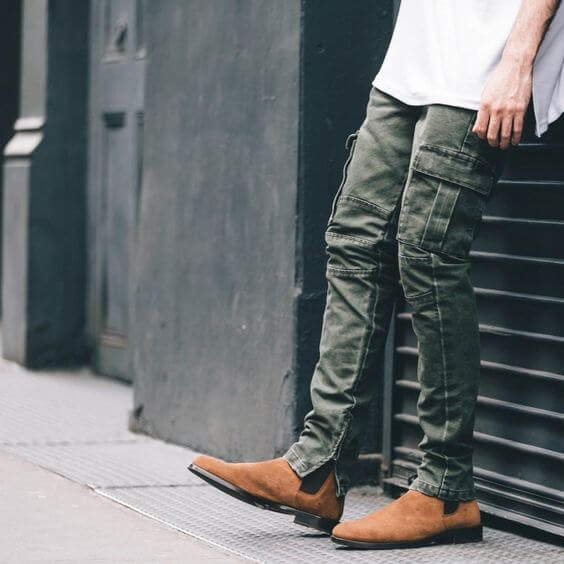 Celana Cargo untuk Style Casual Pria