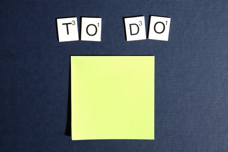 Buat To Do List