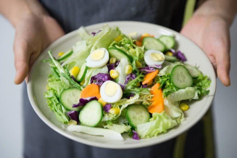 Hidup Sehat Diet Vegetarian