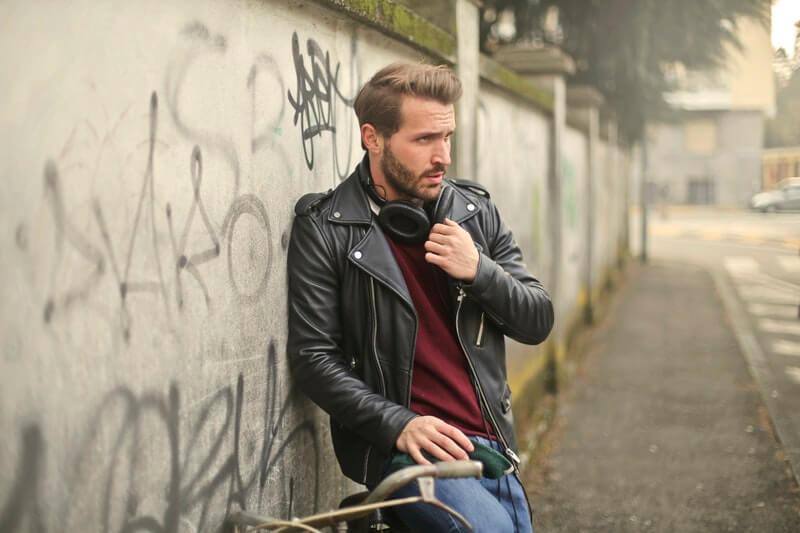 Cara Memilih Jaket Kulit yang Pas untuk Pria