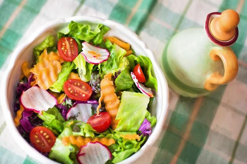 Berbagai Jenis Vegetarian